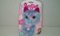 Pomsies Speckles Interactive Lovable Wearable Pom-pom Pets 50reactions Kitty Cat