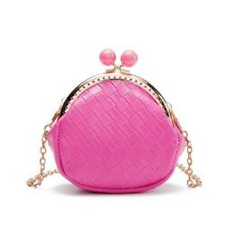 Mini Purse For Children Cross Body Chained Messenger Bags Casual Girls Satchel