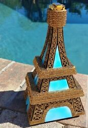 Timmy Woods Beverly Hills Eiffel Tower Bag Collectible Crystal Handbag