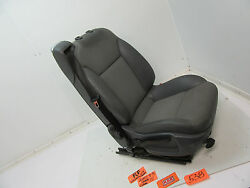 05 SAAB 9-3 CONVERTIBLE FRONT BUCKET SEAT BELT RIGHT R RH RF PASSENGER SIDE CAR