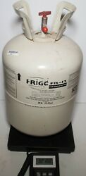 Frig-C FR-12 Auto AC Refrigerant 27 lbs 2oz in Partial 30lb Tank R12 Replacement