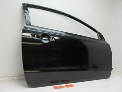 CAR DOOR PANEL SHELL PASSENGER SIDE RH BLACK PEARL fits HONDA CIVIC COUPE 06-11