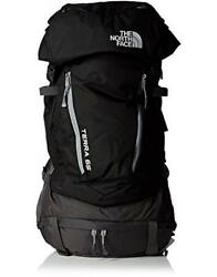 $179 TNF The North Face Terra 65 Hiking Harness Backpack Black LXL men's 2018