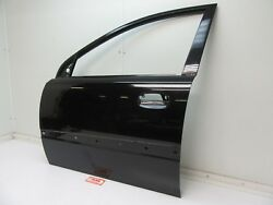 CAR DOOR PANEL SHELL DRIVER SIDE LEFT FRONT MIDNIGHT BLACK LF fits KIA RIO RIO5