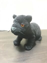 TY Beanie Baby - MIDNIGHT the Black Panther (5.5 inch) - Stuffed Animal Toy