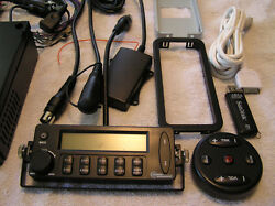Hidden Stereo Radio System With Ultimate Remote Aux In, Usb, Am Fm Controller