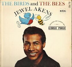 Jewel Akens The Birds And The Bees Pop Rock Soul 60and039s Lp Era 110