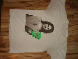 Not A Reprint Vintage Frank Zappa Tour Of And03985 Tshirt. Hand Pressed Made In Usa