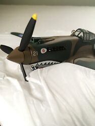 New In Box Lmtd Edition Only 750 Made Speccast P-40 Pappy Boyington 21 44006