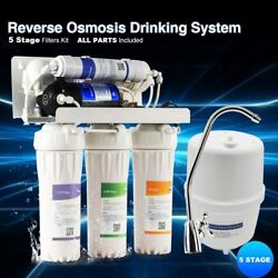 Supreme Quality 5 Stage Home Drinking RO System Provide Contamination-free Water