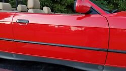 BMW E36 Coupe Door Passenger Right '92-'99 323i 325i 328i M3 Hellrot Red !!!!!!!