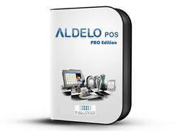 Aldelo Restaurant Pos Software - Pro Version - 1 Year Free Support And Training