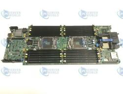 VHRN7 DELL SYSTEMBOARD MOTHERBOARD FOR POWEREDGE M620 BLADE 0VHRN7