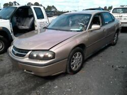 Heater Climate Temperature Control Dual Zone Opt CJ3 Fits 04-05 IMPALA 517842