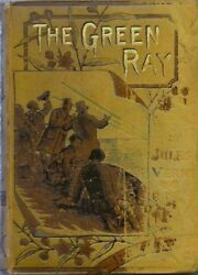 The Green Ray By Jules Verne - 1st British Edition