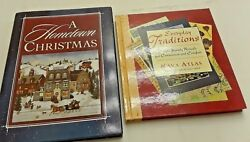 New Christmas Books - A Hometown Christmas Or Everyday Traditionsfamily Ritual