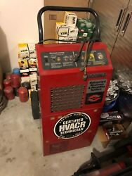 Robinair 17500B AC Refrigerant Recovery & Recycling System - UNTESTED