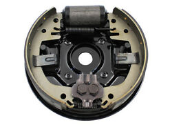 Rear Juice Brake Backing Plate Assembly For 1963 - 1972 Harley Pan And Shovel