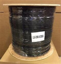 Wecable Cat6 550mhz Osp Direct Burial With Gel Cable Wire No Connectors 330 Ft.
