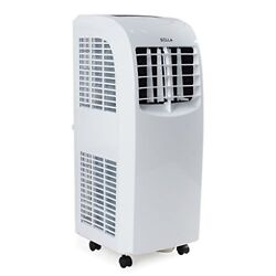 Portable Air Conditioner Window Kit Indoor Dehumidifier Cool Fan for Bedroom NEW