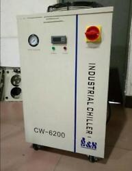 Industrial Water Chiller For Cnc/ Laser Engraver Engraving Machines Cw-6200 T