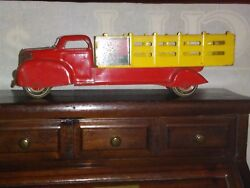 Antique Truck And Trailer