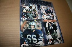 Dallas Cowboys Doomsday Defense Unsigned 8x10 Photo Lilly, Cole,pugh,andrie