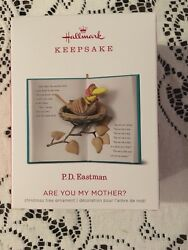 Hallmark 2018 P D PD Eastman ARE YOU MY MOTHER? Book SOLD OUT