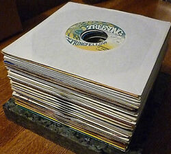 Sale-priced 270 Lot Of 40 Great 45s 26 Unplayed Mint + 14 Vg+/m- See List
