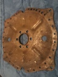 1956 Ford Thunderbird Water Cooled Transmission Flex Plate Good Used