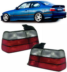 Clear Tail Lights Lamps For Bmw E36 3 Series Coupe And Cabrio Nice Christmas Gift