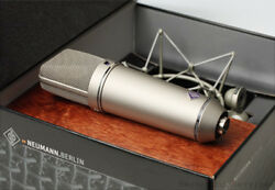NEUMANN U87AI U87 AI SET Z SETZ MICROPHONE SHOCK MOUNT CASE FILTER CABLE Dealer