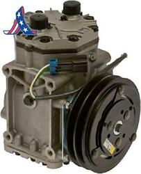 Et210L Freightliner Kenworth Peterbilt York Style Brand New Ac Compressor With D