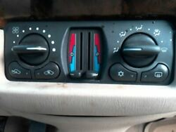 Heater Climate Temperature Control Dual Zone Opt CJ3 Fits 04-05 IMPALA 524519