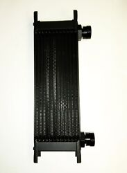 New 1970-1975 Citroen Sm Oil Cooler - Use With Oe Oil Cooler Hoses