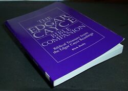The Edgar Cayce Bible Companion Biblical Treasures From The Edgar Cayce Reading