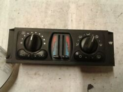 Heat AC Climate Temperature Control 2004 2005 04-05 CHEVY IMPALA CJ3 Dual Zone