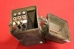 MILITARY SURPLUS MX-230 PT TELEPHONE CIRCUIT JACK SWITCHBOARD FIELD PHONE RADIO