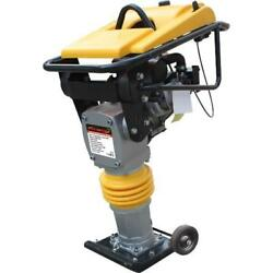 Tamping Trench Rammer Fitted With A 3.5hp Subaru Engine Neilsen Ct2026