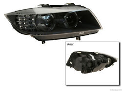 ZKW OE Bi-Xenon Headlight Assembly w/o Bulbs fits 2009-2012 BMW 328i,328i xDrive