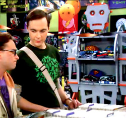 As Seen In Lucifer + Big Bang Theory Robot Bookshelf Bookcase Game Media Storage