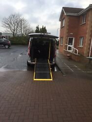 Portaramp Style Clearview Taxi Ramp 2.3m Wheelchair Taxi / Minibus Ramp