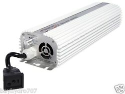 Quantum 1000w Dimmable to 600w 400w Watt Digital Ballast SAVE $ W BAY HYDRO $$