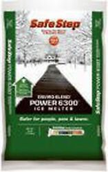 Safe Step Ice Melter Bag Melts Ice Down To - 10 F  - 23 C 25 Lbs.