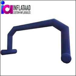 25 Ft Inflatable Blue Arch