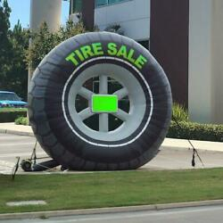 Inflatable Tire Replica
