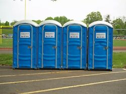 PORTABLE TOILETS TRUCKS TRAILERS & MORE AS IS WHERE IS NOT TO BE SEPARATED