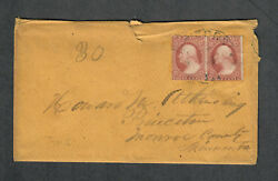 Us Sc25 X 2 Double Rate Cover To Minnesota