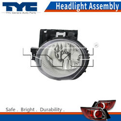 TYC Headlight Headlamps Assembly Left/Driver Side 1PC For Juke 2013-2014
