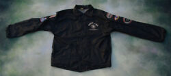 Vintage Rowland San Gabriel Valley Raiders Football Jacket Size Xl.